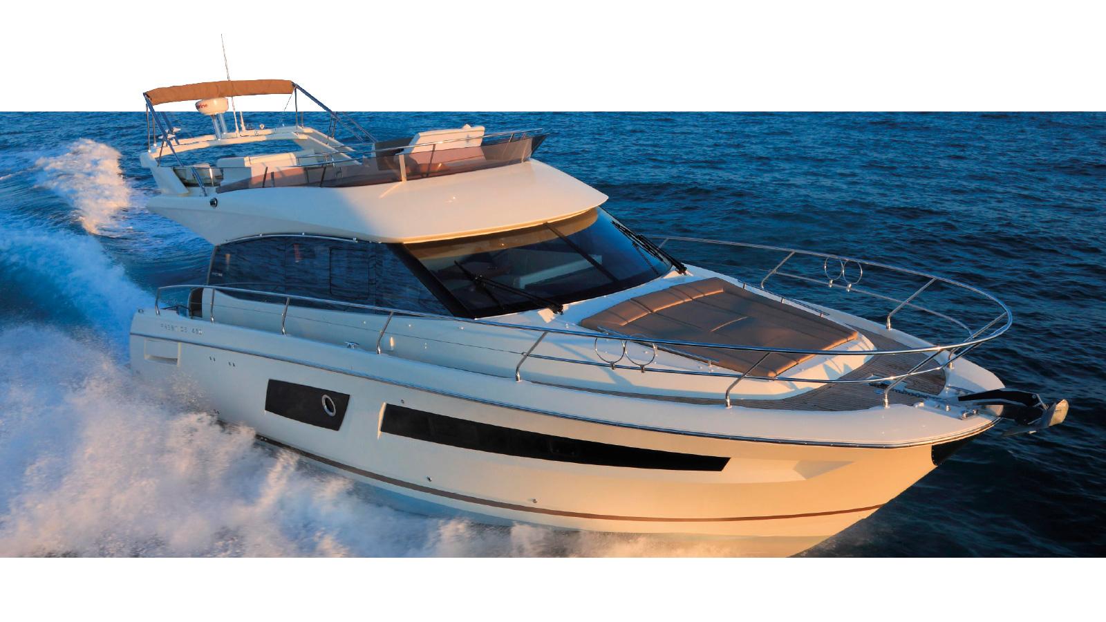 Yacht La Hune 2.0 en navigation