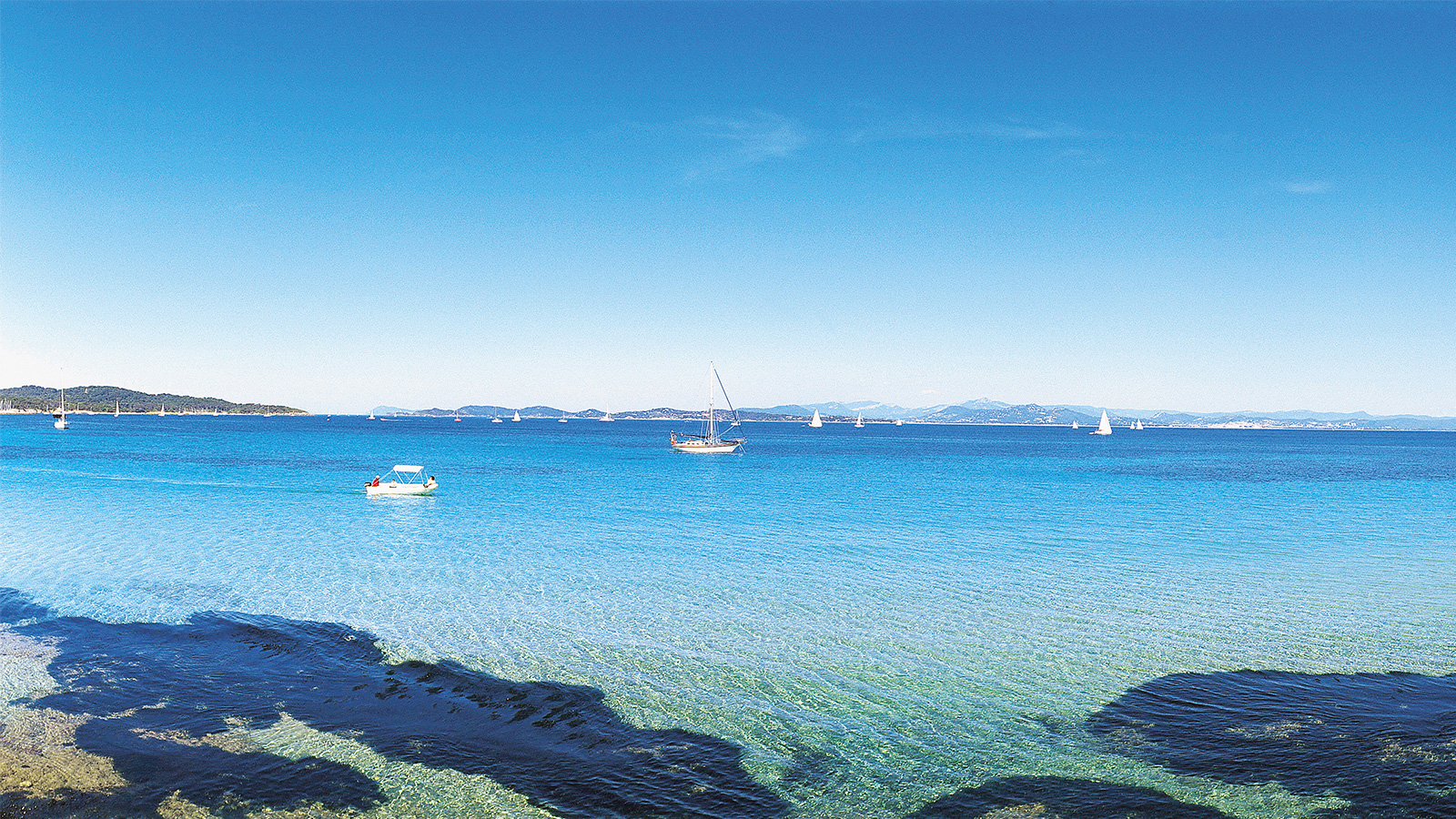 La côte Méditerranéenne